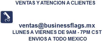 ventas y atencion a clientes business flags